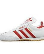 adidas Originals Samba Super - White - Mens 166901