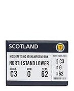 Official Team Scotland FA Match Day Card Wallet - Navy - Womens 004639