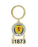 Official Team Scotland Swing Keyring - Blue - Womens 004725