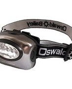 Oswald Bailey LED Explorer Headlamp